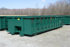 rollaway dumpster